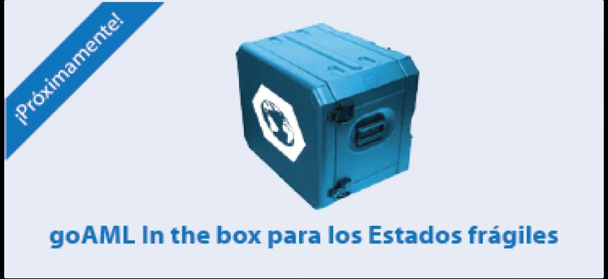 goAML In the box para los Estados frágiles